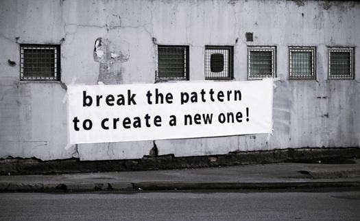 Be a Good President, pt.1: Break the Pattern