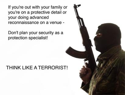 Think Like A Terrorist